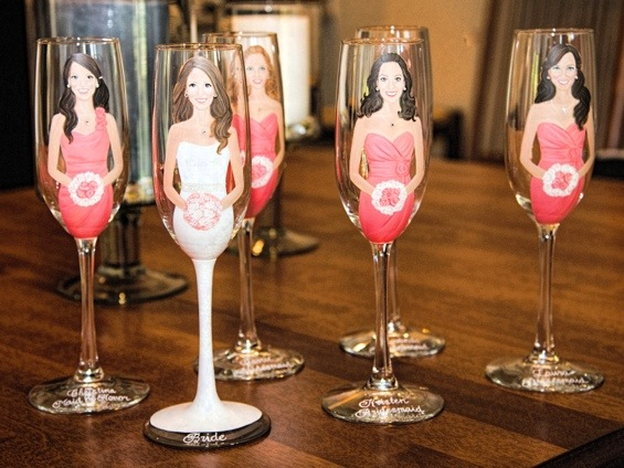 bridesmaid gift ideas celebration inspiration