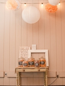 Cookie Buffet: Photo by Blair Nicole Photography via Heather Renee Celebrations