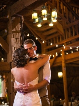 First Dance: Photo by Menning Photographic via Heather Renee Celebrations