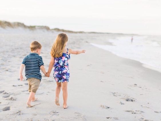 Beachside Family Session {The Ditto Family}