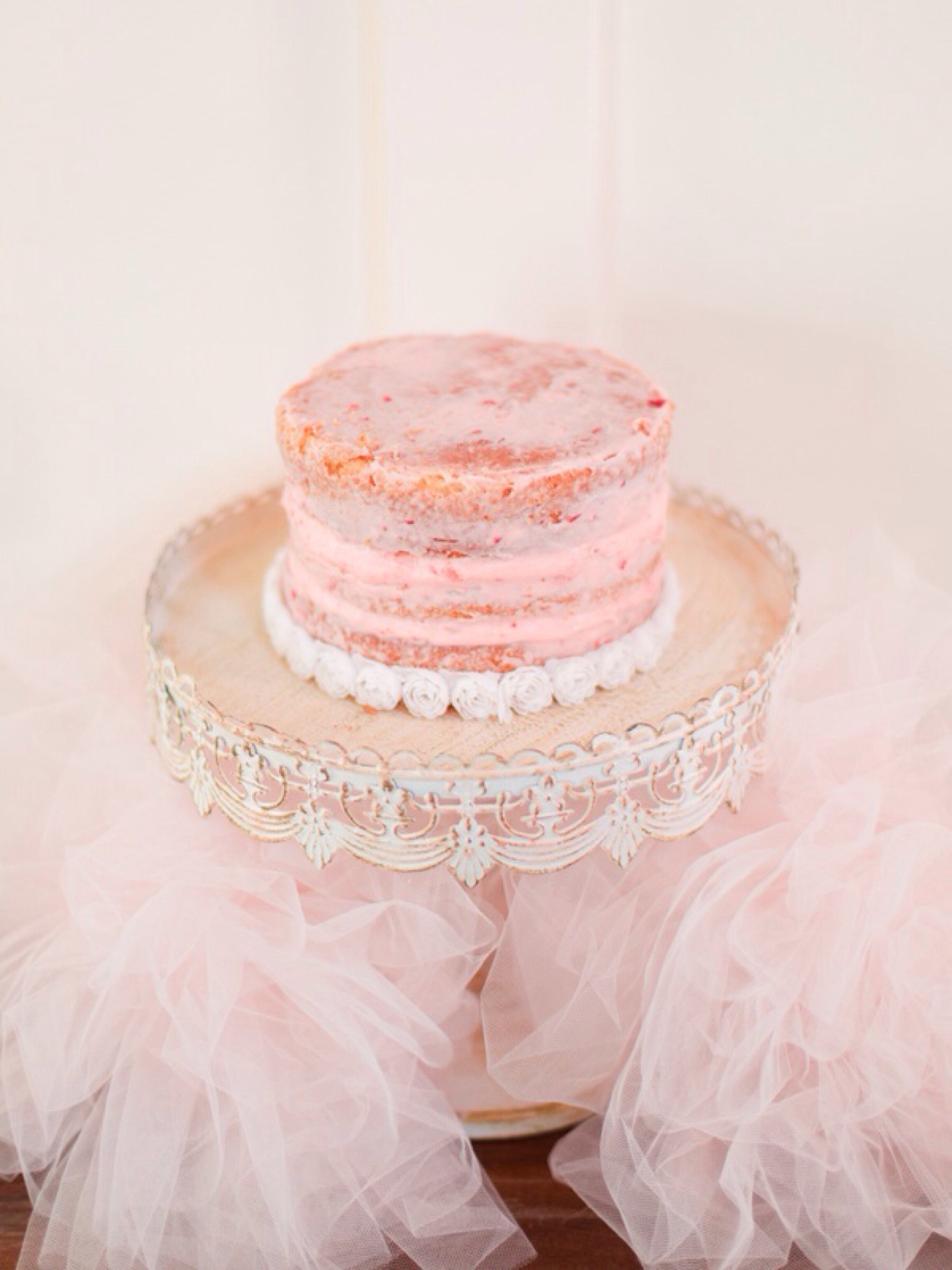 Dreamy Blush Pink And Gold Baby Shower Sunshine