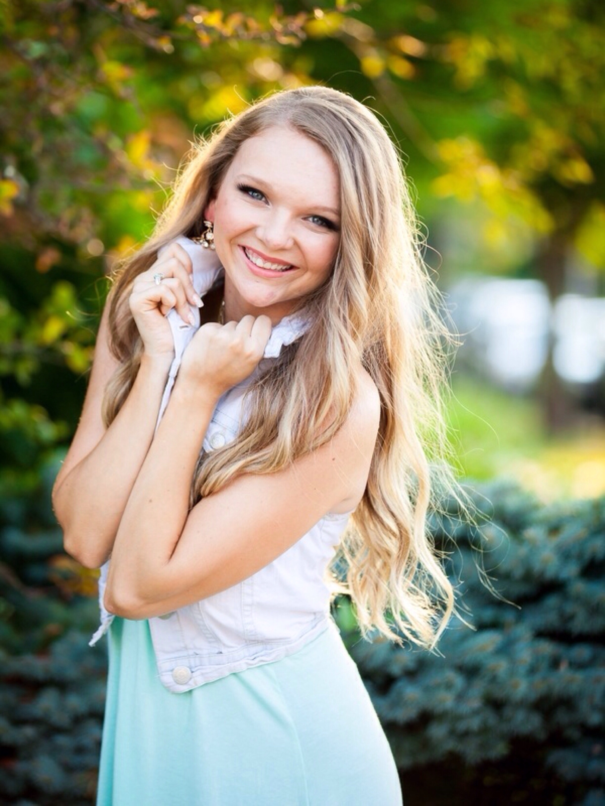 Downtown Urbana Senior Session: Mager Image Photography via Heather Renee Celebrations
