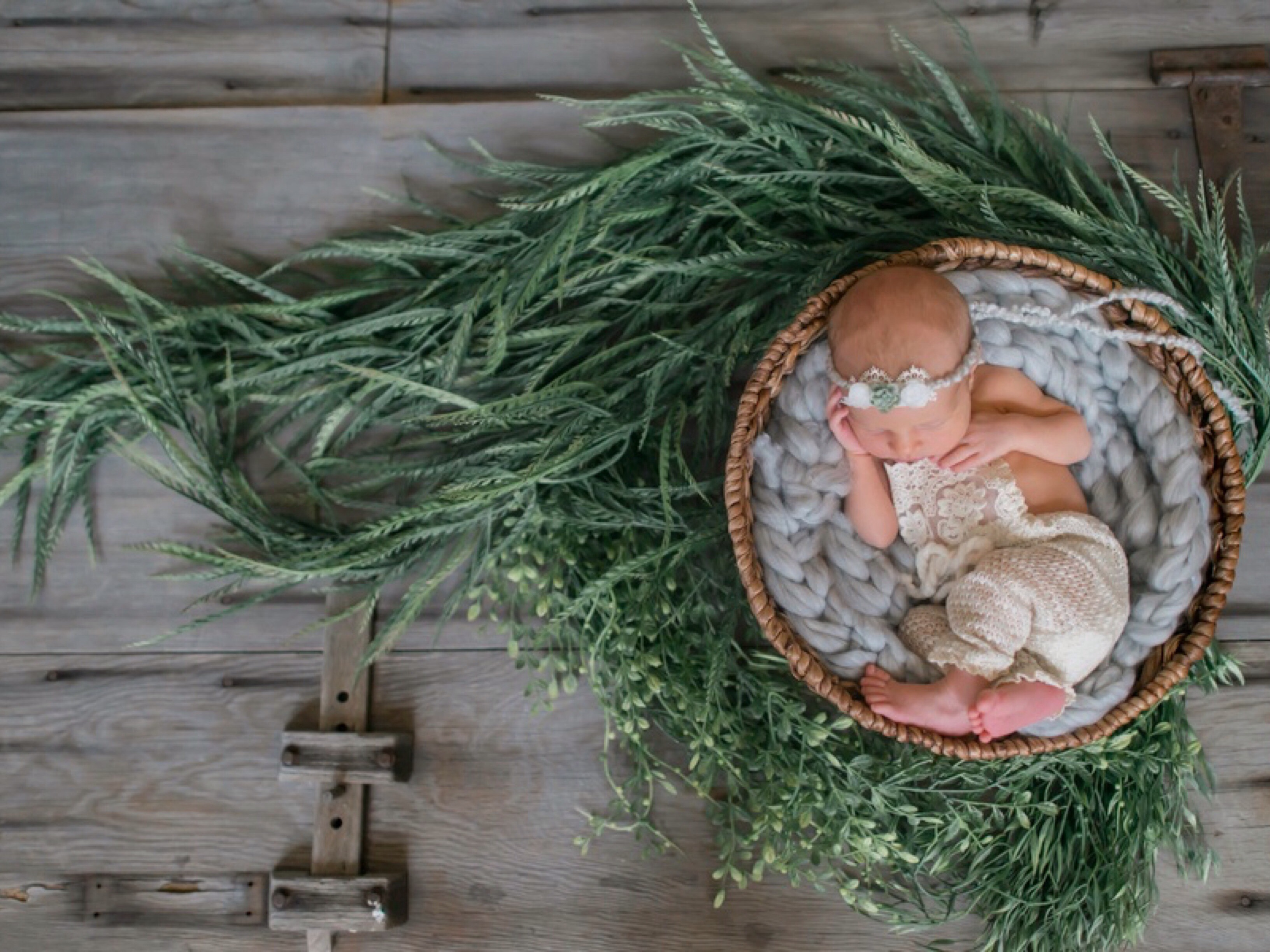 Precious Newborn Session: Photography by Sweet Juniper Photography via Heather Renee Celebrations